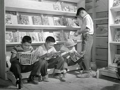 vintage everyday: Pictures of the Internment of Japanese Americans during World War II
