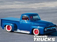 53 f100 - Like the basic concept but would want uptdate rims & tires