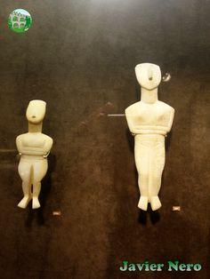 Museo del Arte Cicládico, Atenas.
