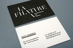 La Filature by Emphase Sàrl , via Behance