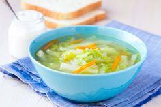 Zupa z kalarepy z liścimi (doskonale znana na Śląsku oberiba) - to fantastyczny i smaczny posiłek. Łatwy przepis, a zupa bardzo prosta w przygotowaniu.