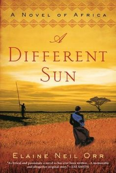 Giveaway: A Different Sun by Elaine Neil Orr.  Open to US readers, ends 1/31.