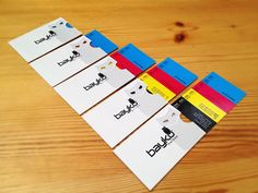 46 best blogger business cards images on pinterest business cards 35 cool business cards to inspire you colourmoves