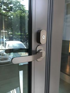 The Lakeside Collection Sliding Door Security Bar with Rubber Tips x 26 to 48 L 1 Dia White