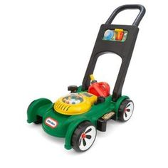 The Little Tikes lawn mower is one of the Best Toys for 2 Year Old Boy 2017. This is one of the top outdoor toys for toddlers.