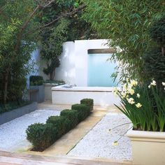 1000 images about minimal garden on pinterest zen rock minimalist garden and - Garden small space minimalist ...
