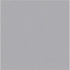 """Mini Spot Blue Grey"" Scandi Floral Fabric Fat Quarter by Tilda"