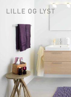 Gustavsberg baderumsmøbel. Perfekt til det mindre badeværelse. Fås i flere størrelser i høj kvalitet. #Gustavsberg #baderumsmøbler #bathroom #badeværelse #badmøbler #vvscomfort