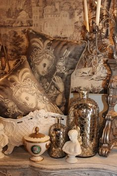 linxy-zn:  Gorgeous   Antique Rooms on We Heart It. http://weheartit.com/entry/66746760/via/linxy_zn