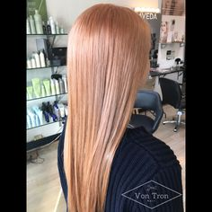 Peach Toner Formula Aveda 60g ON 8g Light O/R Demi 0.5g Pure Orange LIQIUD For about 20 minutes.