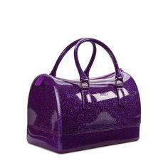 CANDY Satchel Grapes Glam Bags - Furla - United States