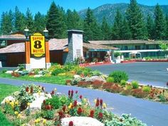 South Lake Tahoe (CA) Knights Inn United States, North America Set in a prime location of South Lake Tahoe (CA), Knights Inn puts everything the city has to offer just outside your doorstep. The hotel offers guests a range of services and amenities designed to provide comfort and convenience. Free Wi-Fi in all rooms, 24-hour front desk, facilities for disabled guests, express check-in/check-out, meeting facilities are just some of the facilities on offer. Each guestroom is ele...