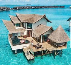 Villa in the Maldives