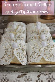 Princess Sandwiches TUT