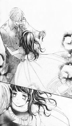 Vampire Knight - Zero and Ai ♡
