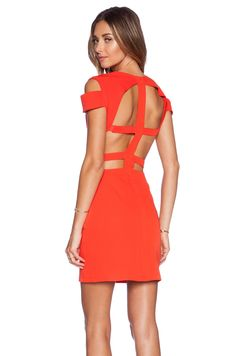 ASILIO The Madness Never Ends Dress in Poppy | REVOLVE