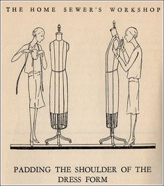 """""""Dressmaking made easy"""", by Laura I. Baldt, published by the McCall Company 1928."""