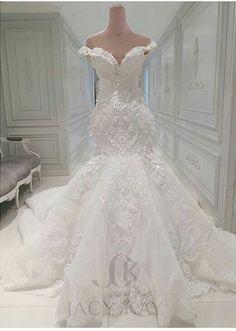 Wedding dres jacy kay