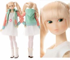 Momoko-Doll-Merry-go-round-Free-Shipping