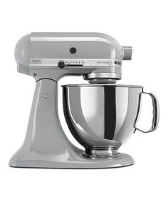 This Metallic 5-Qt. Artisan® Series Stand Mixer is perfect! #zulilyfinds