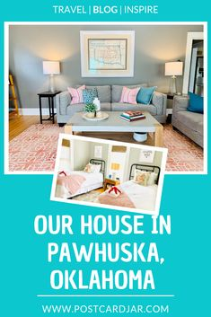 An update on the renovations at our Pawhuska, Oklahoma, house and a question for you about whether or not we should list our place on Airbnb. Drummond Ranch, Ree Drummond, Pawhuska Oklahoma, Boarding House, Pioneer Woman, Best Cities, Fixer Upper, Travel Usa, Decorating Your Home