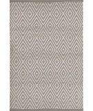 RugStudio presents Dash And Albert Diamond Fieldstone/Ivory Flat-Woven Area Rug