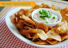 Dixie-Style Party Food: Dip it Good!lick for recipe