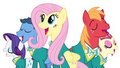 Ponytones Quintet by masemj.deviantart.com on @deviantART