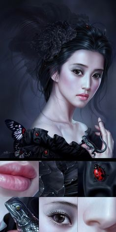 yuehui tang | Illustrations by Yuehui Tang | feedscafe.com - New Inspiration online ...
