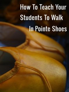 How to teach your students to walk in pointe shoes:) someday. Ballet Barre, Ballet Class, Dance Class, Dance Studio, Ballet Terms, Ballet Studio, Dance Tips, Dance Lessons, All About Dance