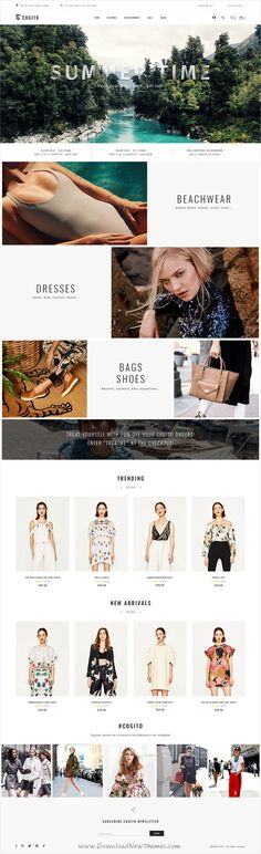 Cogito is clean and modern design #PSD template for stunning #eCommerce website with 32 layered PSD files download now➩ https://themeforest.net/item/cogito-psd-ecommerce-template/19877716?ref=Datasata
