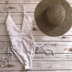 Aye aye Captain!! Get the all new #RopedUp #wonpiece from #bluelife now at bikinislayer.com  Pair it with the perfect hat from @lackofcoloraus  All available for your next vacay - tap the link in my bio to shop  #newyearnewbikini #bikinislayerbabe #mermaidlife #newyear #mermaid #bikinislayer #shopbikinislayer #lackofcolor #musthave #beachin #ahoymate #wanderlust #bikinislayerlife