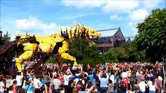 I'M HAPPY IN CALAIS - Long Ma le cheval dragon à Nantes