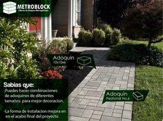 #adoquines #losetas & #adoquines cuadrados son productos externos especialmente decorativos.