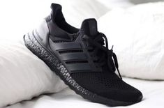 485aeb720 SneakersCartel.com The adidas Ultra Boost Triple Black Welcomes December   sneakers  shoes