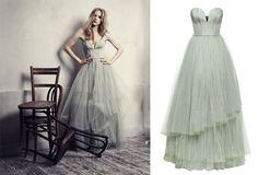 Des tenues de soirée écolo : la nouvelle collection de H http://mode.madmoizelle.com/diaporamas/hm-conscious-exclusive/