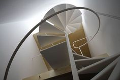 Mosaic House : Modern Residential Architecture by TNA of Japan Modern Residential Architecture, Home Interior Design, Japan, Stairs, Layout, House Design, Mosaic, Inspiration, Furnitures