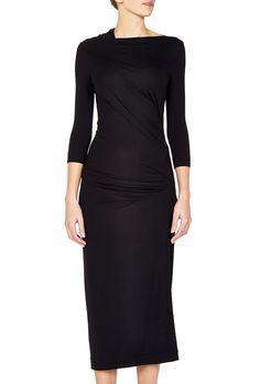 Taxa Jersey Dress By Vivienne Westwood Anglomania