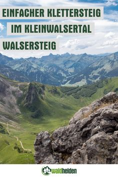 The Walsersteig via ferrata in Kleinwalsertal is also suitable for beginners. Workout Plan For Beginners, Workout Plan For Women, Heart Of Europe, Hidden Places, Hiking Tips, Outdoor Travel, Trekking, Around The Worlds, Tours