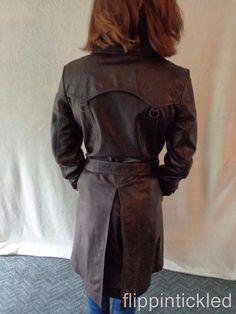 Veste cuir femme hugo boss