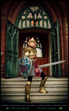 Link Cosplay ..Imagine at cosplay's that look this awesome how much time it must take to look like this !)