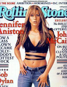 Jennifer Aniston Rolling Stone Magazine [United States] September Jennifer Anniston An Jennifer Aniston 90s, Jeniffer Aniston, Jennifer Aniston Pictures, Nancy Dow, Rachel Green, Playboy, John Aniston, Justin Theroux, Pin Up