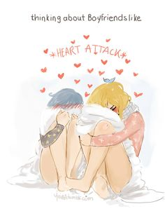 ♥ i dont have one but i do this when i watch nalu moments and then wish guys were this cute buuut nooooo   -_-