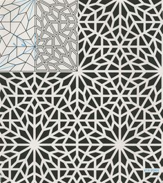 GPB 049 : Geometric Patterns & Borders, David Wade | Pattern in Islamic Art