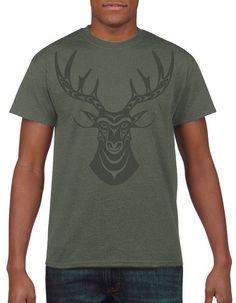Adult T-Shirt - Deer – Rosey's Trading Post