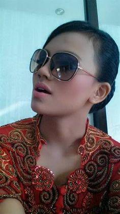 Nazilla Putri Daeng Barang Finalist Puteri Indonesia 2015