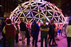 Geo GLow Dome