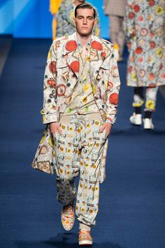 Etro | Spring 2015 Menswear Collection | Style.com