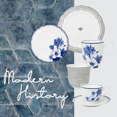 More great looking porcelain. Molly Marais.