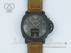 PAM386 M Composite on Brown Asso Strap